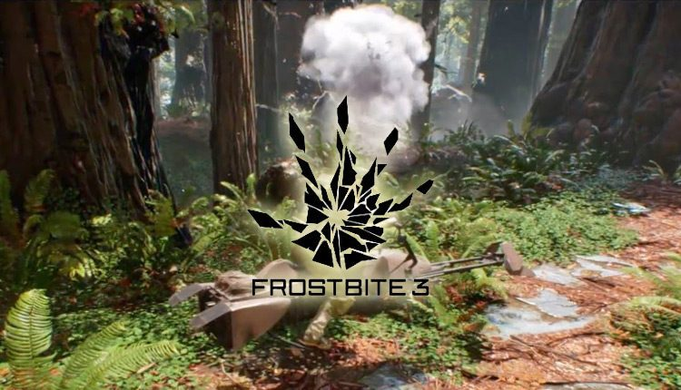 Frostbite 3 Game Engine